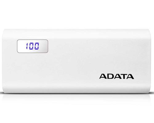 power bank adata ap12500d-fgt-5v-cwh 12500mah blanco