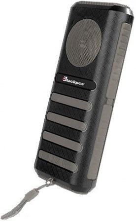 power bank blackpcs bocina gris  epbbl4-10000