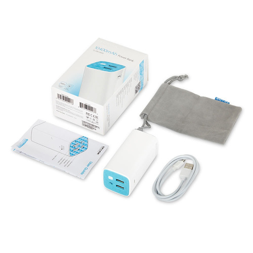 power bank cargador batería externa tp-link tl-pb10400 10400