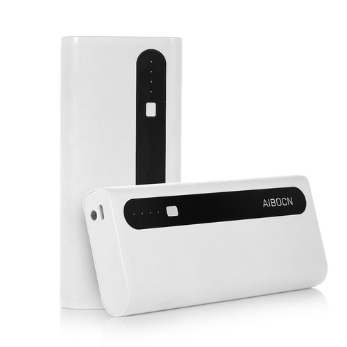 power bank cargador portatil bateria externa de 10400mah
