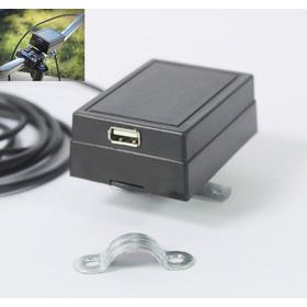 Power Bank Cargador Portátil Celular Para Bicicleta
