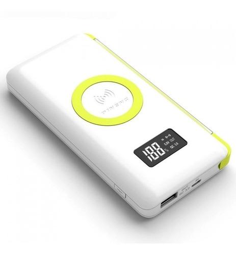 power bank cargador portatil inalambrico pineng 10000 mah
