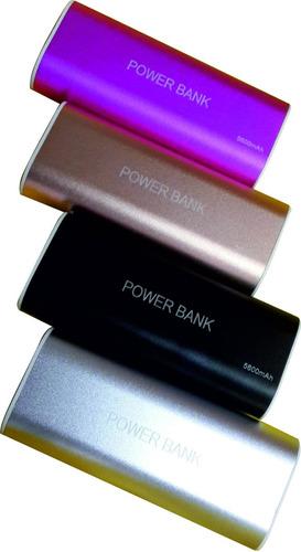power bank cargadores bateria externa universal 5200 mah