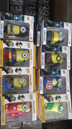 power bank de los minions pocas unidades