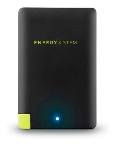 power bank energy slim / batería portable 2.500 mah