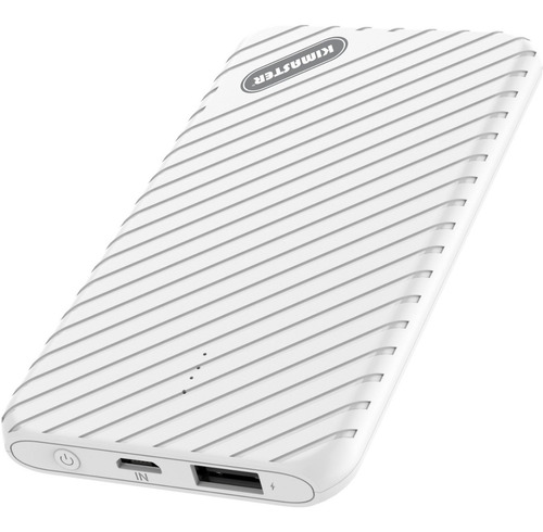 power bank kimaster e18 5000mah slim nano