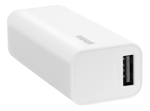 power bank maxell cargador portatil 2600 mah mpc-d2600