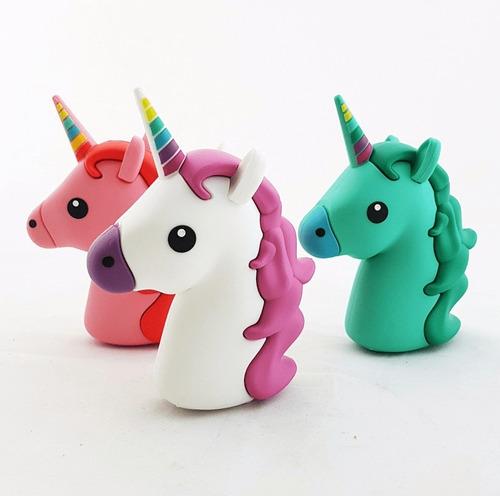power bank unicornio