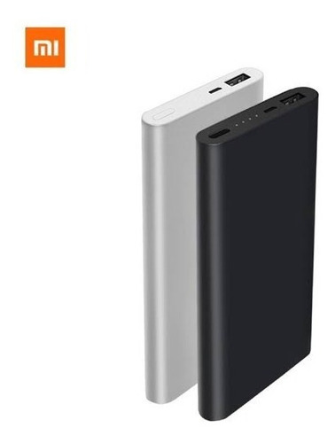 power bank xiaomi mi 2-10000 original batería portátil