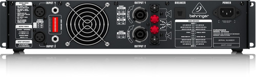 power behringer ep4000, s/. 1400 soles