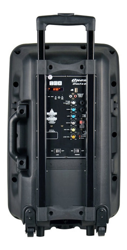 power box 12 active line omf425 220w  fm, usb, bluetooth - o