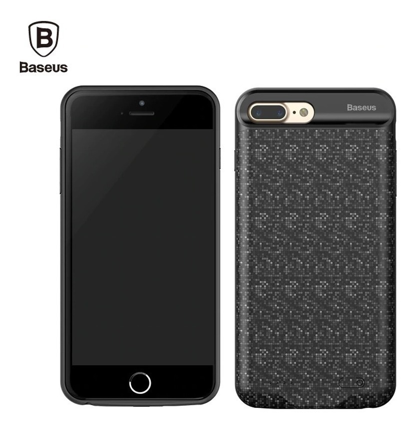 4c7288ceb74 power case batería externa 7300 mah iphone 6 plus baseus. Cargando zoom.