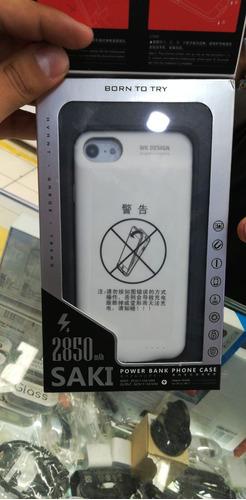 power case iphone 6 6s plus de 4500mah original garantia