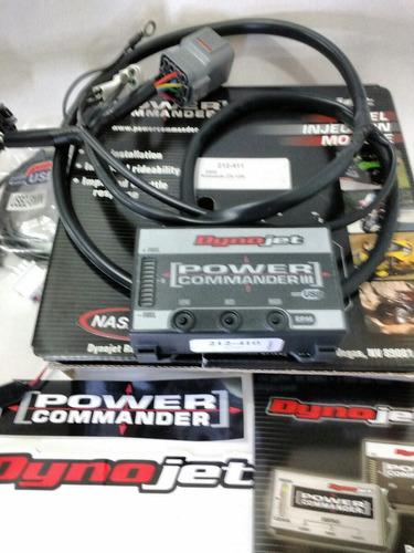 power commander iii kawasaki zx-10. 2004