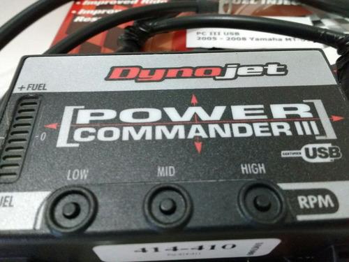 power commander iii yamaha mt- 01. 2005 / 2008
