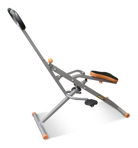 power crunch gx maquina de abdominales original