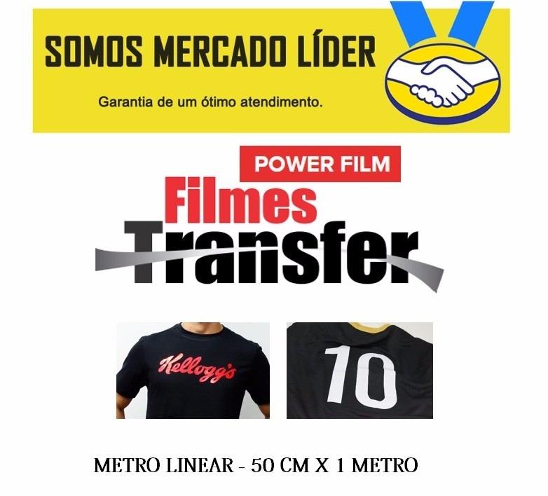 d09fc4aad4 Power Film V3 Recorte - 1 Metro - Número Camisas De Futebol - R  27 ...
