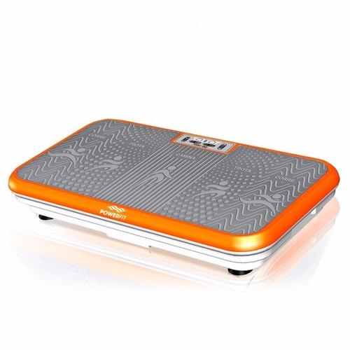 power fit plataforma entrenamiento vibratorio tonificador