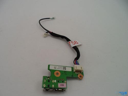power jack compaq presario f500