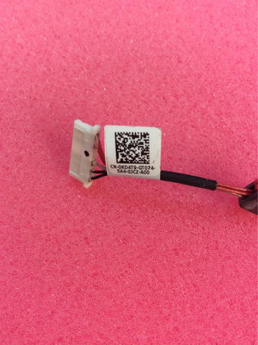 power jack dell inspiron 15-5000 5558 5555 5559 0kd4t9