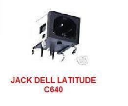 power jack laptop dell inspiron 3650 cargador adaptador