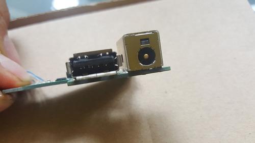 power jack  para laptop hp - compaq f700 - f500 - dv6000