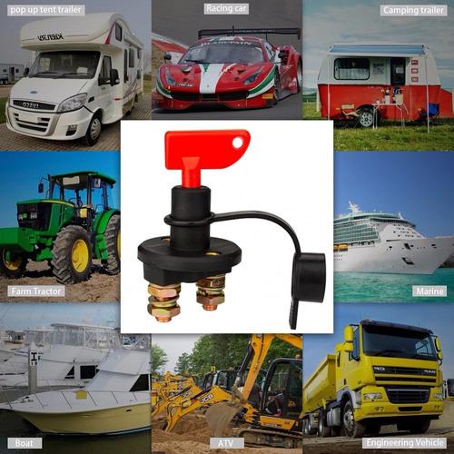 power kill switch corta corriente auto lancha camion geobyte