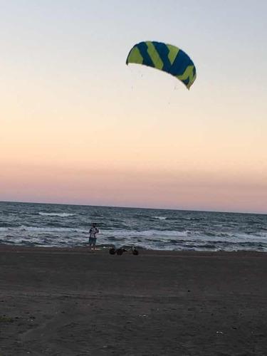 power kite papalote hornet 4 metros 4 lineas