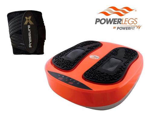 power legs + pressure x - ciudado de tus pies - cv directo