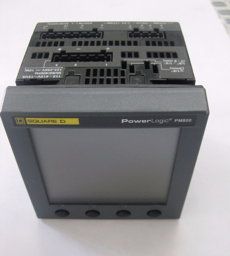 power logic pm800 y software enervista view point monitoring