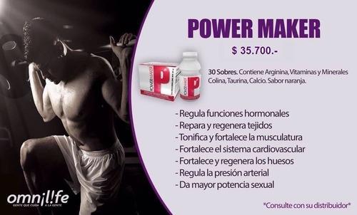 power maker (caja 30 u. )