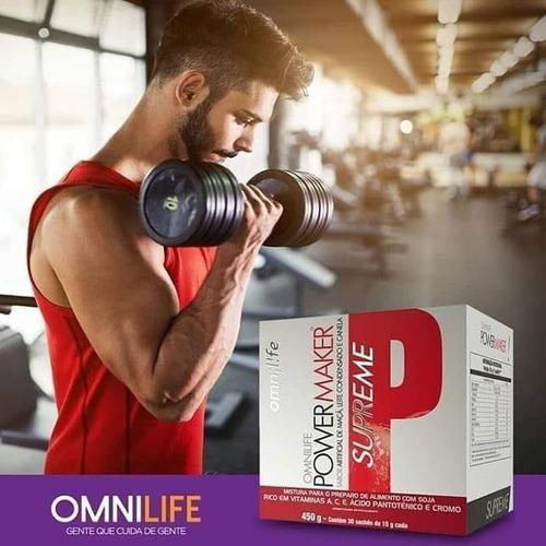 power maker omnilife alto rendimiento glúteos  musculos