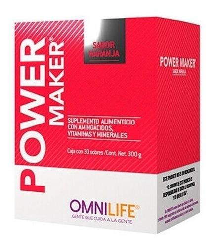 power maker (sistema hormonal - masa muscular) 100% original