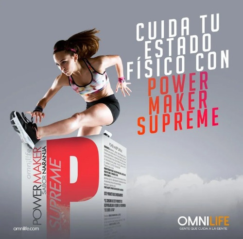 power maker suprime omnilife