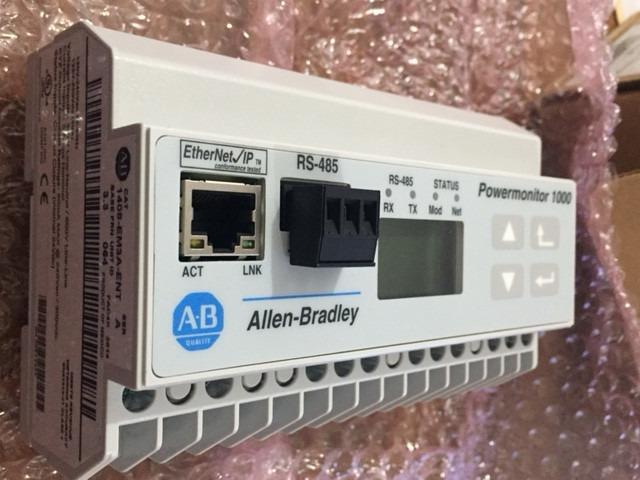 Allen Bradley Power Monitor 1000 : Power monitor cat em a ent allen bradley