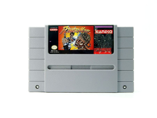 power moves super nintendo snes factura garantia vdgmrs
