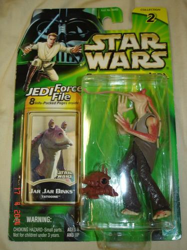 power of the jedi jar jar binks tatooine