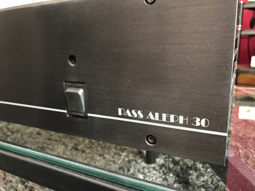 power pass aleph 30 clase a, high end, emd-audio