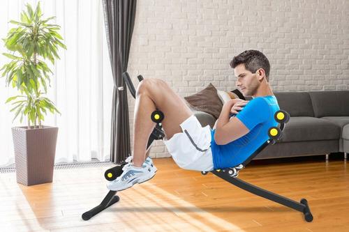 power plank banco crossfit multifunción abdominales 2 en 1