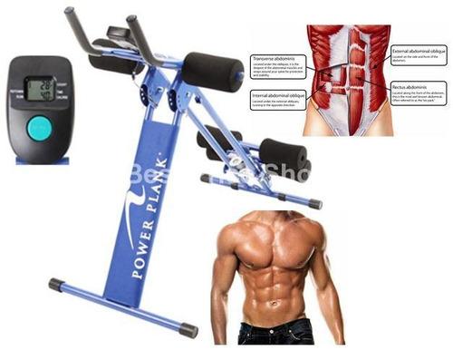 power plank ejercitador para abdomen como lo viste en tv vv4