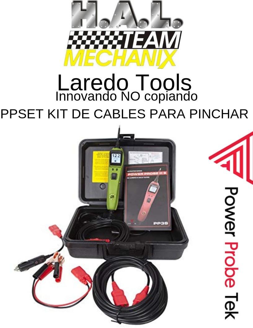 Power Probe 3s Nuevo Con Maleta Laredo Tools Probador Logico