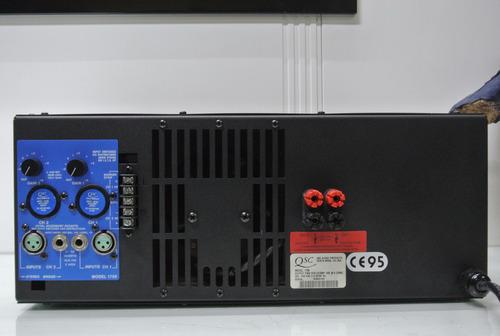 power qsc 1000w rms