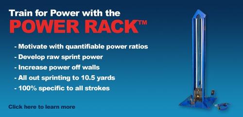 power rack torre para treinamento de natação academias
