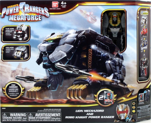 power ranger megaforce vehiculo de lujo y figura