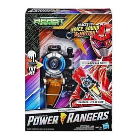 Power Rangers Beast Morphers - Morfador  C/ 30 Sons E Luz