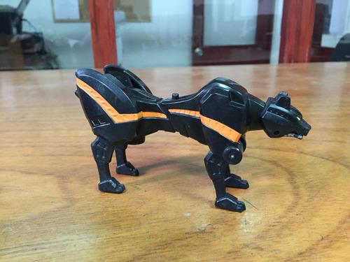 power rangers furia animal zord tigre negro parte megazord