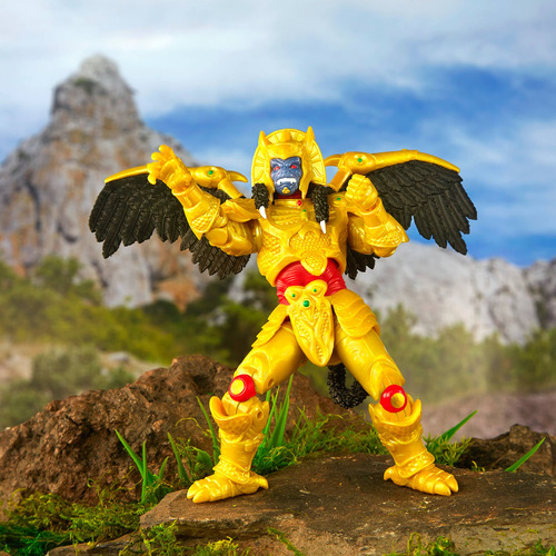 power rangers lightning collection: mighty moprhin goldar