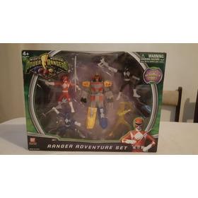 Power Rangers Mighty Morphin Adventure Set