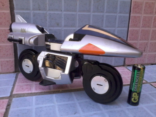 power rangers moto transformable