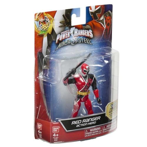 power rangers muñeco figura basica 43700 original bandai 2
